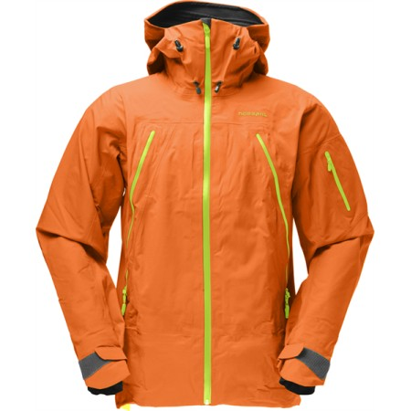 <strong>NORRONA</strong> JAKNA NARVIK COMFORT SHELL 3L