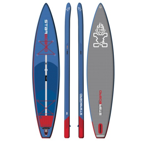 <strong>STARBOARD</strong> SUP ASTRO TOURING 12'6'' DELUXE 6'' <em>2017</em>