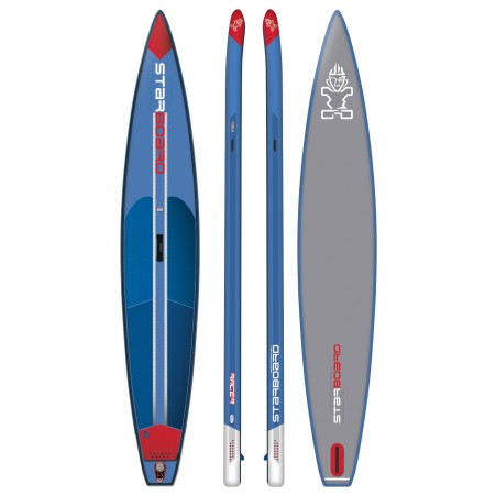 <strong>STARBOARD</strong> SUP ASTRO RACER 14'0'' X 28'' DELUXE 6'' <em>2017</em>