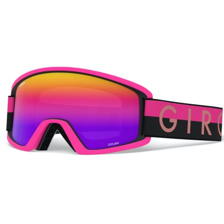 GIRO OČALA DYLAN BLACK/PINK THROWBACK 2020