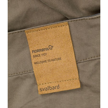<strong>NORRONA</strong> HLAČE SVALBARD MID COTTON