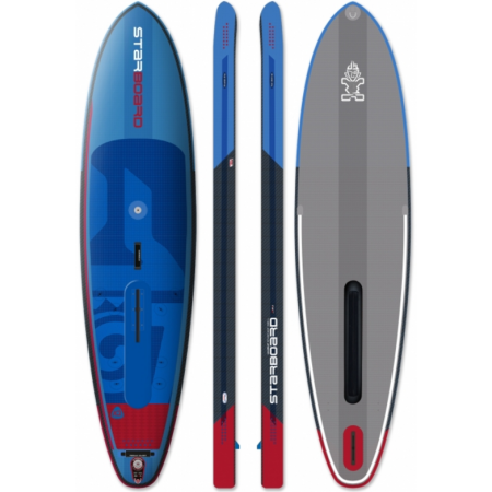 <strong>STARBOARD</strong> WINDSUP ASTRO BLEND 11'2'' DELUXE 6'' <em>2017</em>