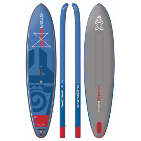 <strong>STARBOARD</strong> SUP ATLAS 12'0'' X 33'' DELUXE DC <em>2018</em>