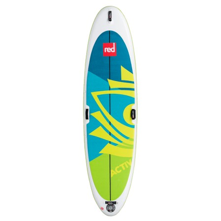 RED PADDLE CO SUP RIDE 10'8'' X 34'' ACTIV YOGA 2019